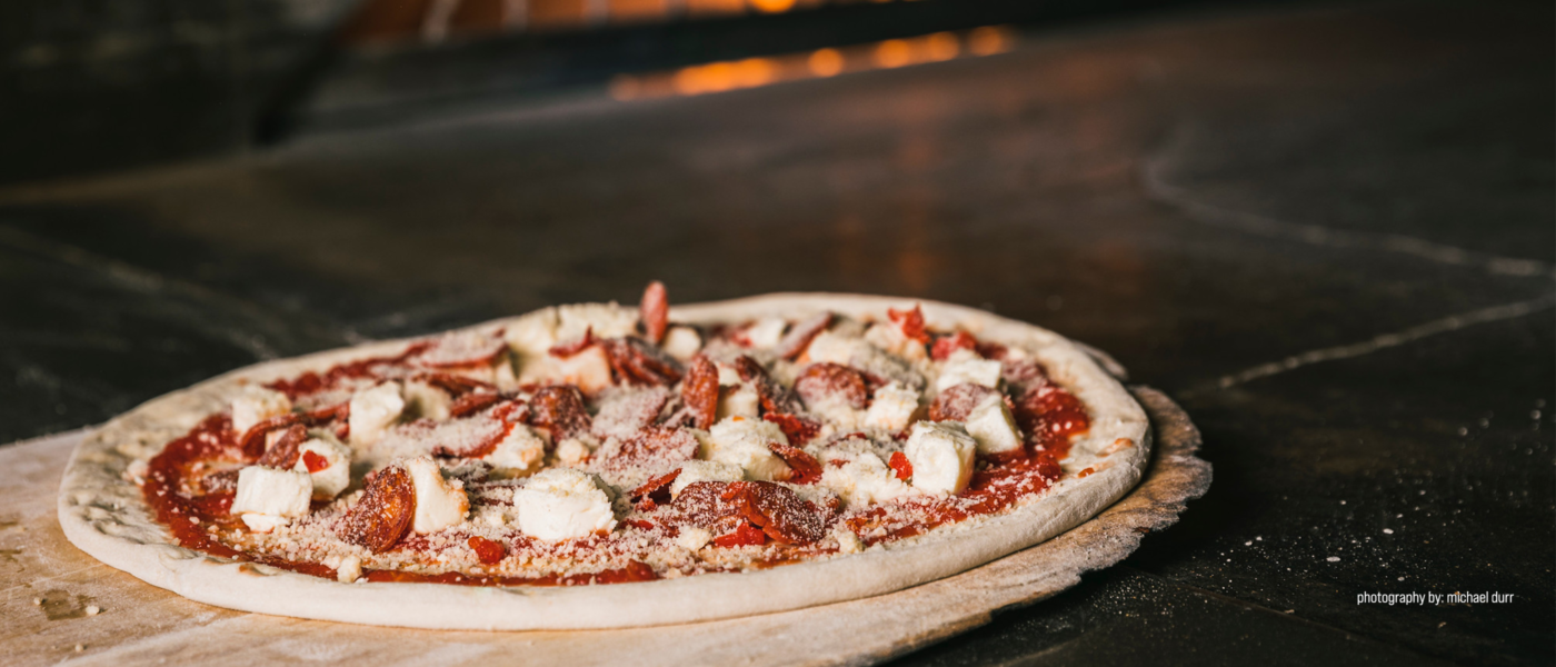 More than just the perfect pizza.